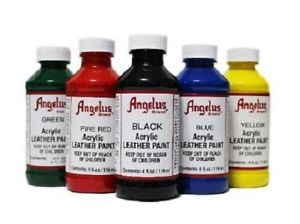 angelus acrylic paints 4 oz all color great pair store