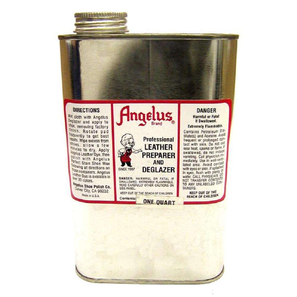 Angelus Leather Preparer Amp Deglazer 1 Gallon Great Pair