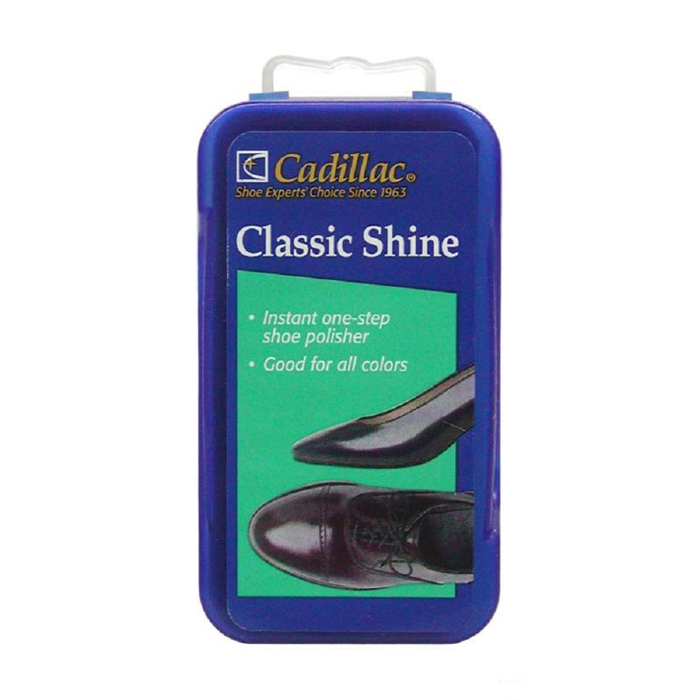 cadillac boot and shoe care autos classic