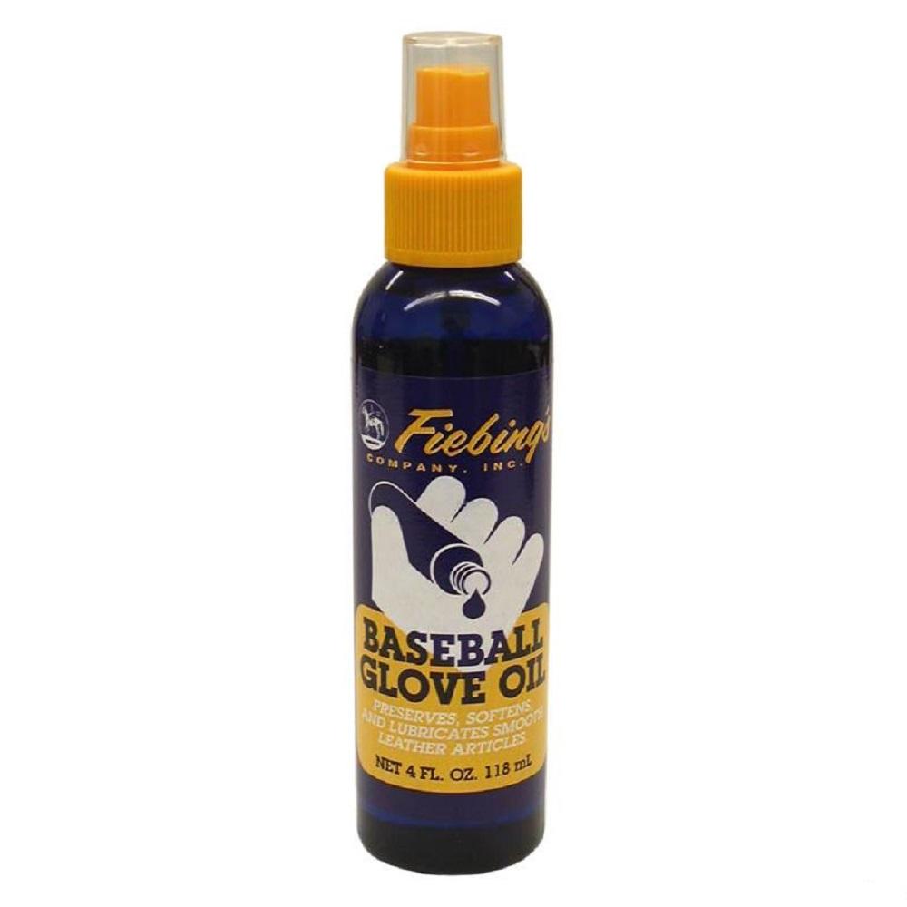 Fiebing S Baseball Glove Oil 4 Oz Great Pair Store