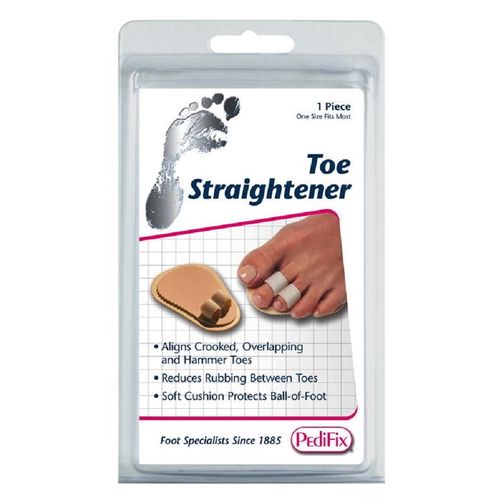 Pedifix Double Toe Straightener 1 In A Pack Great Pair