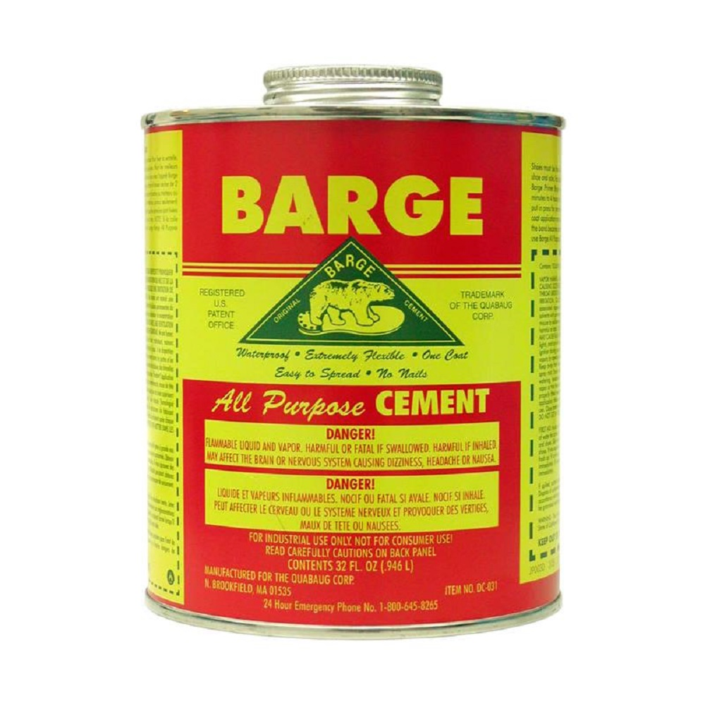 Barge A P Cement 1 Qt Great Pair Store