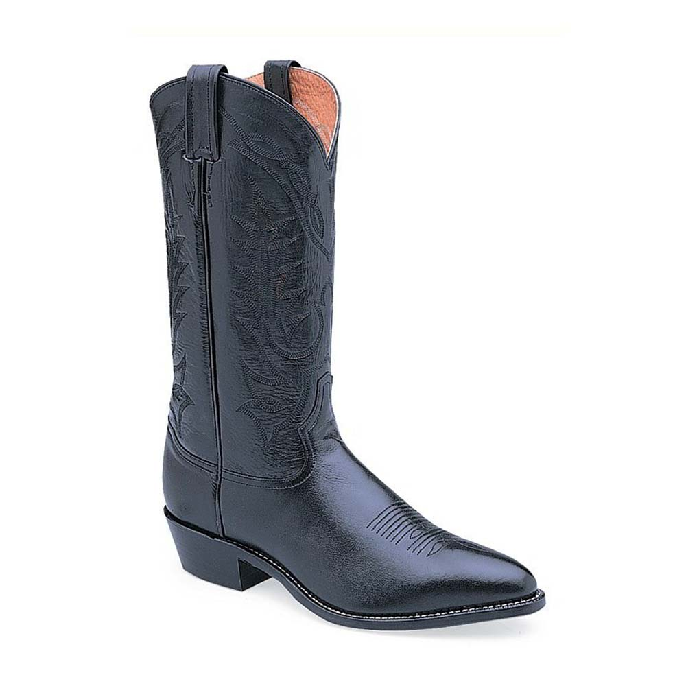 Tony Lama Western Boots Style Vm2993 Men S Black Pampas
