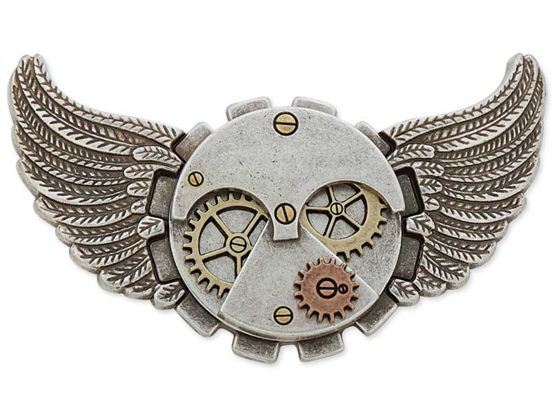Flying-Time-Gear-Buckle