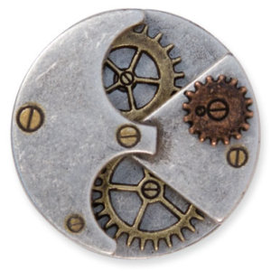 Time-Piece-Gear-Concho-Antique