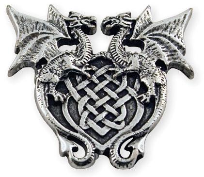 Winged-Dragon-Crest-Concho-Screw