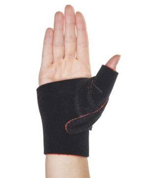 Cross-X CMC Thumb Splint