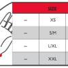 Universal Wrist Wrap Sizing Chart