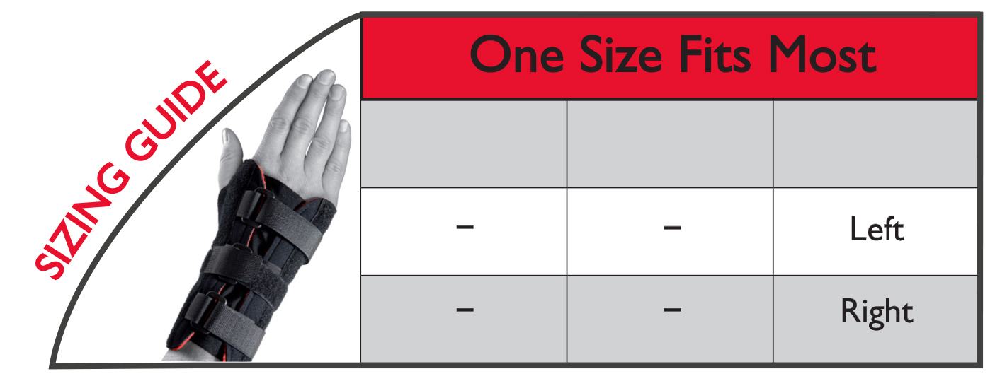 wath size guide for wrist size