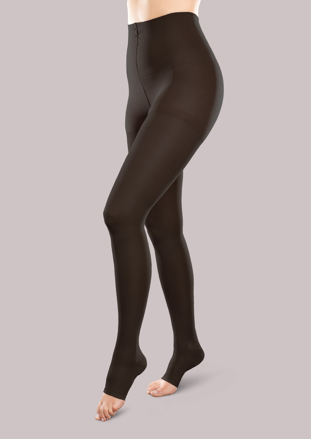 Male adult warm opaque tights