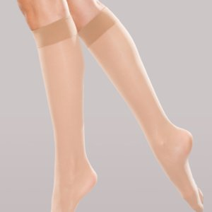 35a86a0869dc5 Discontinued Colors! Moderate Support Knee High Stockings