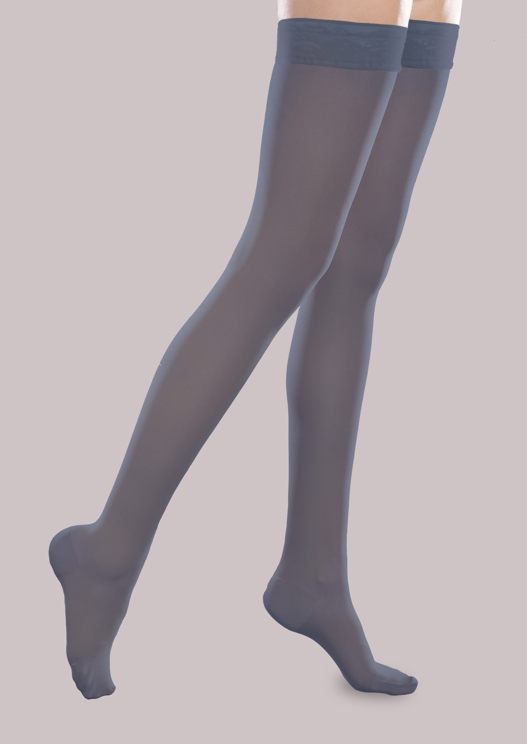 ee9af4c7a1c Sheer Ease Women s Mild Support Thigh High (15-20 mmHg)