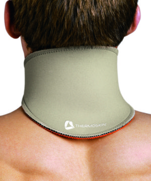 Neck Wrap website