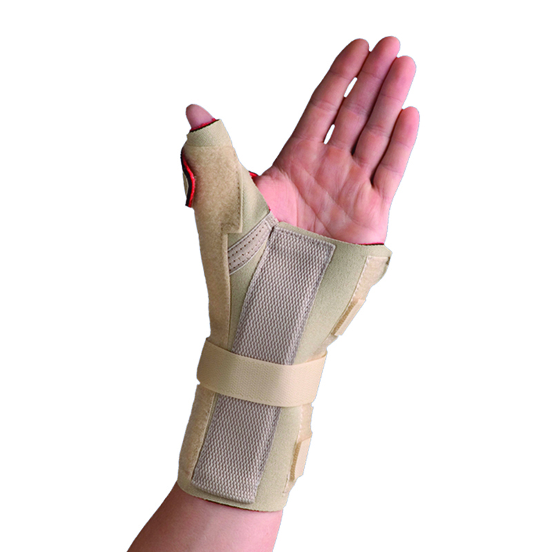 Thermoskin Carpal Tunnel W Thumb Spica Beige 8 239