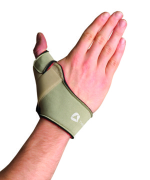 Flexible Thumb Splint
