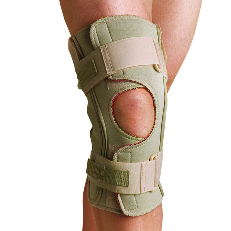 Thermoskin Hinged Knee Wrap Rom 8 278 Great Pair Store