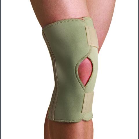 Open Knee Wrap Stabilizer website