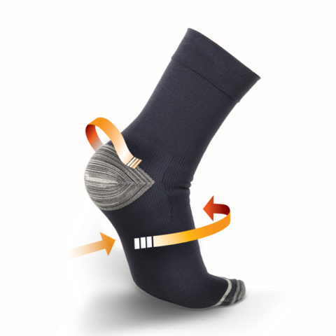 MAIN Thermoskin Crew Sock
