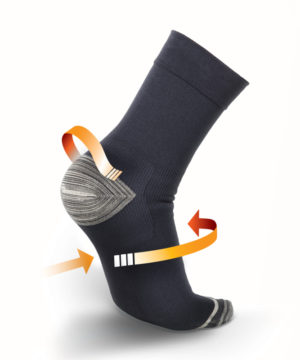 MAIN Thermoskin Crew Sock