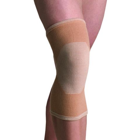 Elastic Knee 4 Way Stretch