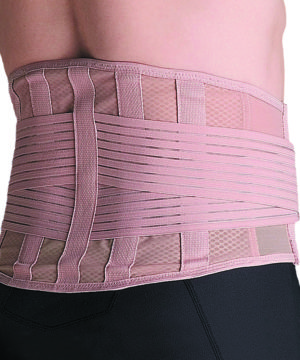 Elastic Back Stabilizer