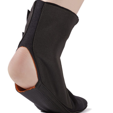 Thermoskin Thermal Ankle Brace, Main Pic, Rear View