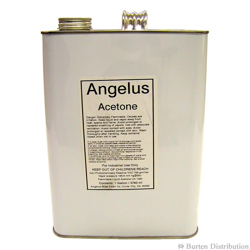 ANGELUS ACETONE 1 Gal | Great Pair Store