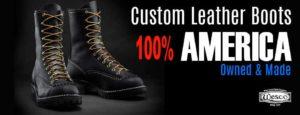 Custom Leather Boots
