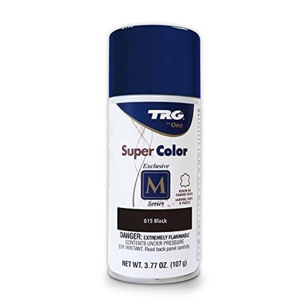 Black Spray Shoe Dye