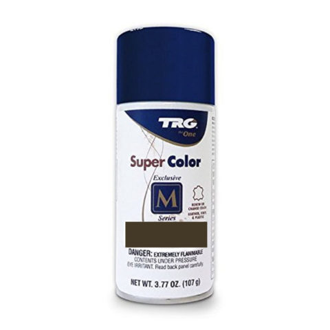 TRG color spay dye black russet