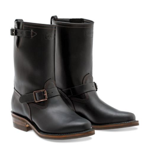 wesco boss 7400 vibram sole leather boot
