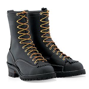 wesco custom leather boot highliner