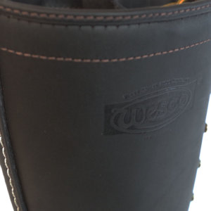 wesco highliner custom leather boot