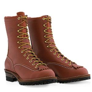 wesco custom leather boot jobmaster
