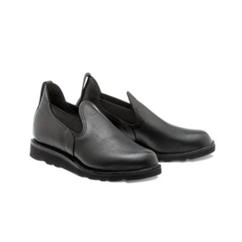 wesco custom leather shoe romeo