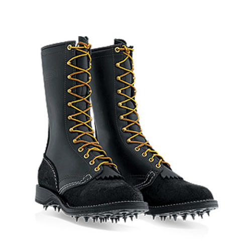 wesco custom leather boot timber