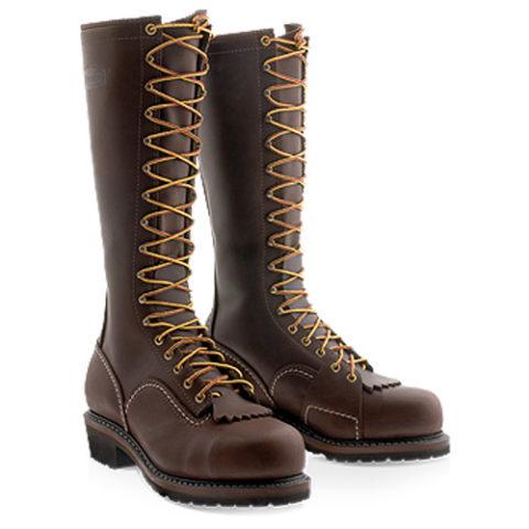 Wesco Custom Leather Boot Voltfoe
