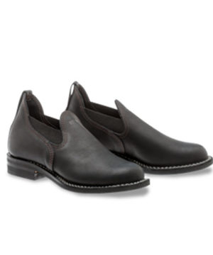 wesco romeo leather shoe