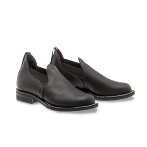 wesco romeo leather shoe